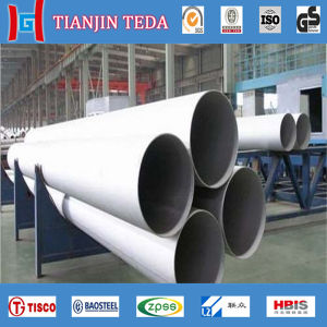 304 Seamless Stainless Steel Pipe Tube pictures & photos