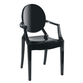 Philippe Starck Louis Ghost Chair (KT-4852)