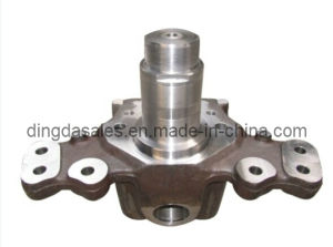 High Precision Machining and Forging Spare Parts with Ts16949 Certificate