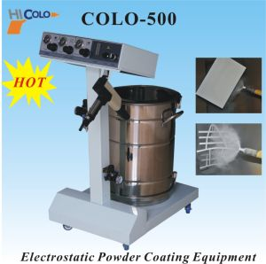 Electrostatic Powder Spraying Machine (COLO-500) pictures & photos