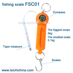 with tape measure and compass fishing scale pictures & photos