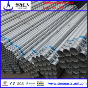 Q235 Hot Dipped Galvanized Steel Pipe pictures & photos