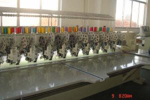Doubel Sequin Embroidery Machine