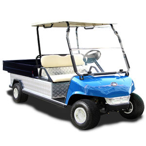 Electric Vehicle Utility Cargo Vehicle Electric Light Truck pictures & photos