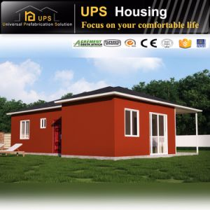 SGS Certificated Prefabricated Houses China with Long Life Span pictures & photos