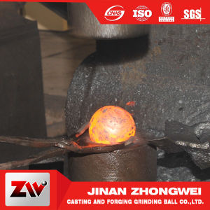 Nickel Mining Use Forged Grinding Ball pictures & photos