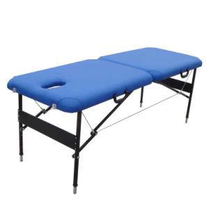 Iron Massage Table (MT-001B) pictures & photos
