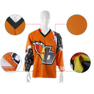 Casual Wear Sublimation Hockey Practice Jerseys pictures & photos
