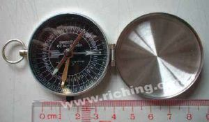 Metal Qibla Compass #M-45 pictures & photos