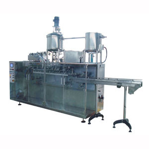 Premade Soap Packaging Machine (DXDH-DP210L) pictures & photos