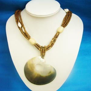 Shell Pendant--Fashion Jewelry (NK-145)