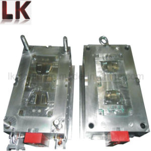 Two Cavity Plastic Injection Mould for Home Use