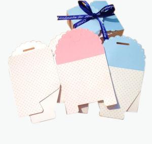 Customized Folding Cake Box Wholesale (YY-B0109) pictures & photos