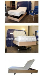 2016 Popular Electric Lifting Massage Bed (Comfort200L) pictures & photos