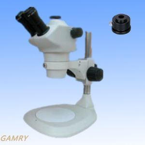 High Quality Stereo Zoom Microscope (JYC0850-TCR) pictures & photos