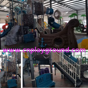 Lager Pirate Ship Amusement Park Outdoor Playground Equipment (HK-5005&⪞ apdot;) pictures & photos