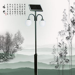 12W Outdoor Integrated LED Solar Street Lamp with Motion Sensor for Garden pictures & photos