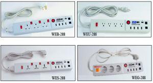 Power Strip with USB HUB