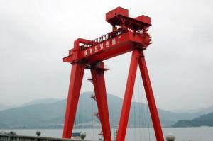 Shipyard Shipbuilding Goliath Gantry Crane pictures & photos