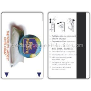 Hotel Lock Card