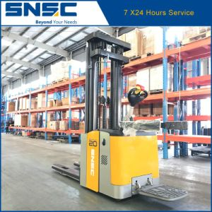 2.0tons Electric Stacker Price pictures & photos
