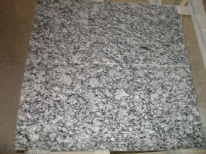 China Popular Spray/Wave White Granite pictures & photos