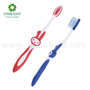 Cartoon Cute Rabbit Kid Toothbrush (912) pictures & photos