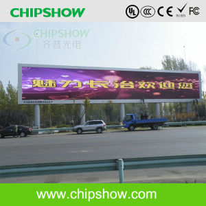 Chipshow Outdoor Full Color P10 LED Advertising Billboard pictures & photos