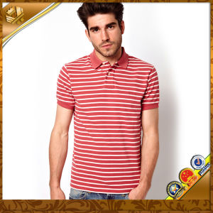 2016 Hot Selling Custom 100%Cotton Pique Men Polo Shirt pictures & photos