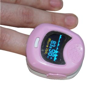 Finger Pulse SpO2 Oximeter (CE) Cms50qb pictures & photos
