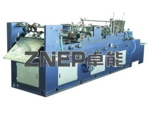Mailer Envelopes Making Machine (ZNXF-408)