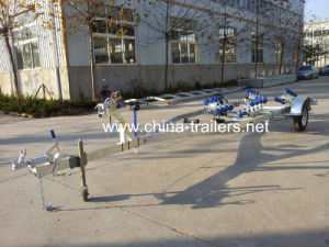 Torsion Axle Boat Trailer for European pictures & photos