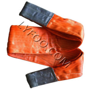 120000kg Webbing Polyester Round Sling (Factory Price) pictures & photos