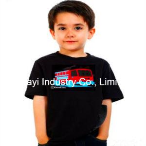 LED EL Light up Flashing Marketing T Shirts pictures & photos