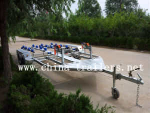 Double Jet Ski Trailer--Tr0511c pictures & photos