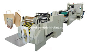 Handle Square Bottom Paper Bag Machine pictures & photos
