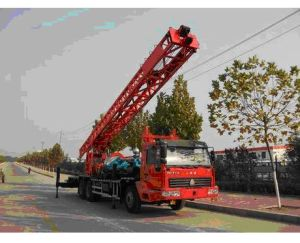 Truck-Mounted Water Well Drilling Rig (SLY500)