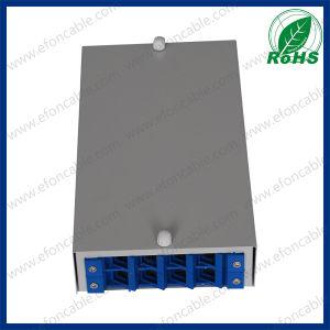 8 Cores Outdoor Fiber Optic Termination Box pictures & photos