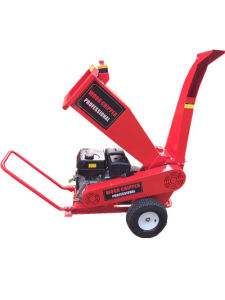 4 Inch Wet and Dry Wood Branches Chipper Shredder pictures & photos