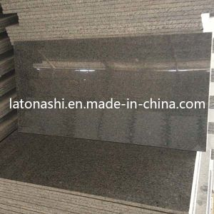 Cheap G654 China Impala Stone Granite Slab for Tombstone, Countertop pictures & photos