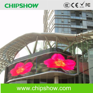 Chipshow P10 Video LED Display Panel for Advertising pictures & photos