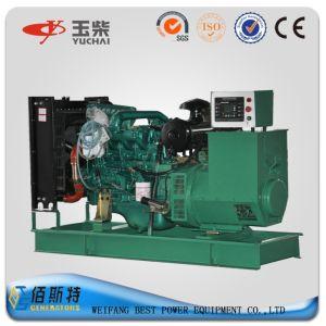 80kw China Factory Engine Power Diesel Generator Set