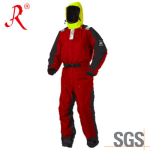 Flotation Ice Fishing Coat for Winter Fishing (QF-9090) pictures & photos