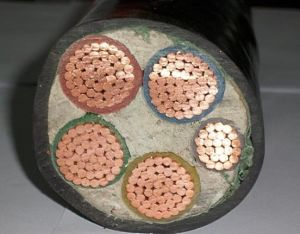 Heavy Type Rubber Sheathed Cable for General Use