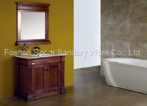 Wood Bathroom Vanities (TC3712)