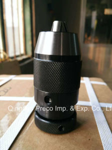 High Quality Keyless and Key Type Drill Chucks pictures & photos