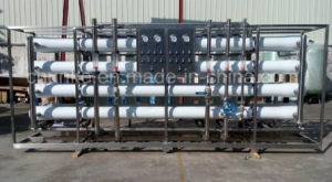 Chunke Reverse Osmosis System for Drinking Water Treatment Plant pictures & photos