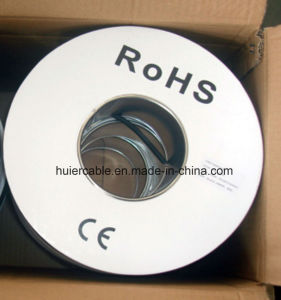 CATV TV RG6 Coaxial Cable (Low dB Loss) with Sweep Test 3GHz pictures & photos