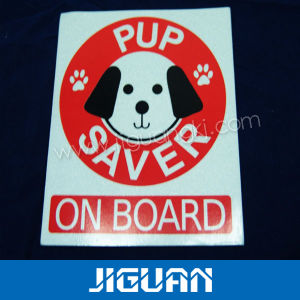 A4 Outdoor Used Public Advertising Weatherproof Sticker pictures & photos
