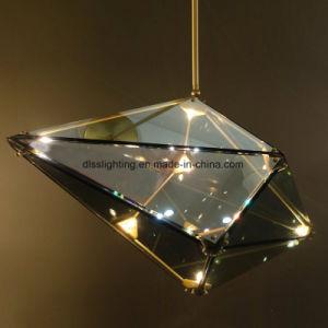 Replica Designer Hot Sale Modern Glass LED Pendant Light for Decoration pictures & photos